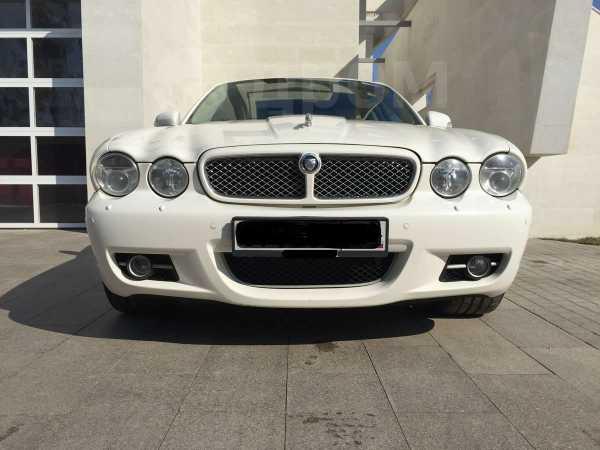 Jaguar XJ, 2008 год, 2 500 000 руб.