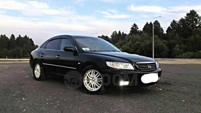 Hyundai Grandeur, 2007 год, 690 000 руб.