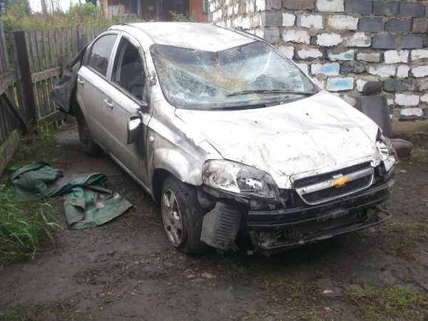Chevrolet Aveo, 2007 год, 100 000 руб.