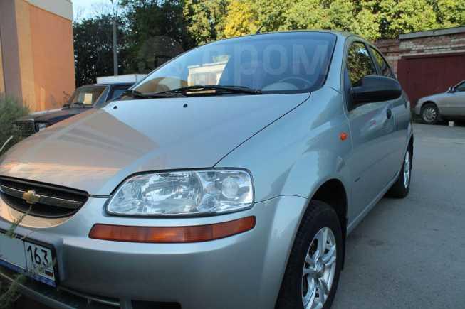 Chevrolet Aveo, 2004 год, 190 000 руб.