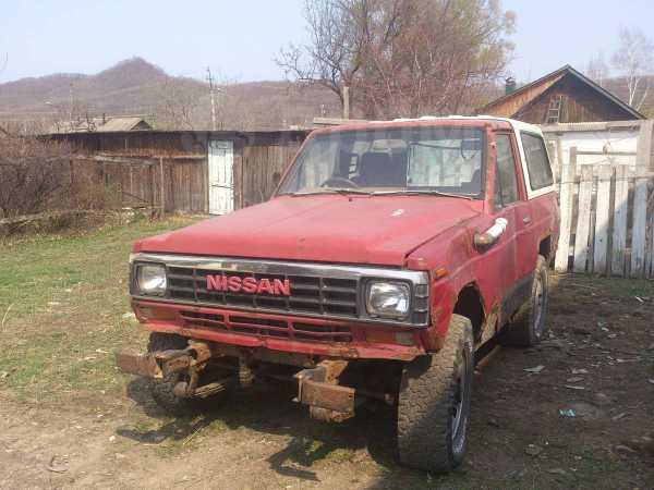 Nissan Safari, 1987 год, 60 000 руб.