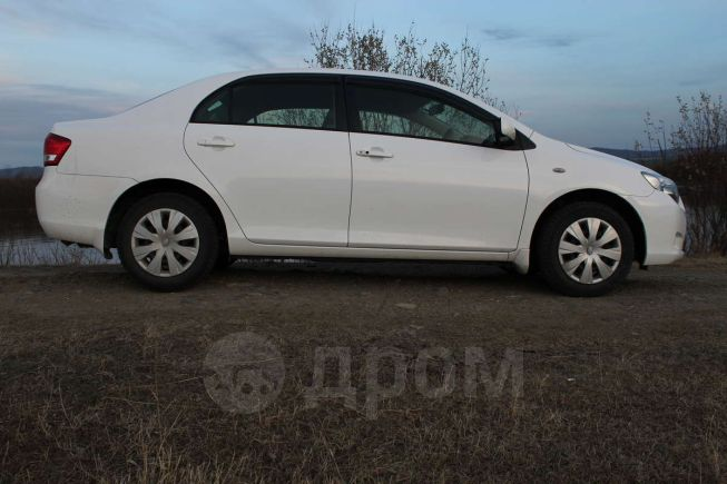 Toyota Corolla Axio, 2011 год, 620 000 руб.