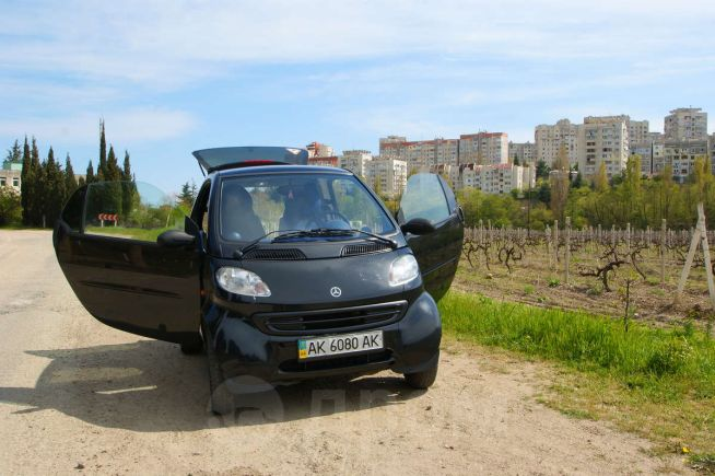 Smart Fortwo, 2000 год, 255 000 руб.
