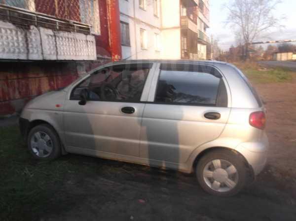 Daewoo Matiz, 2009 год, 125 000 руб.