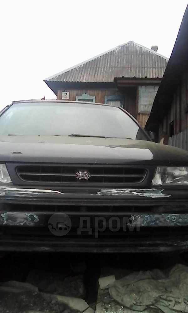 Subaru Legacy, 1992 год, 40 000 руб.