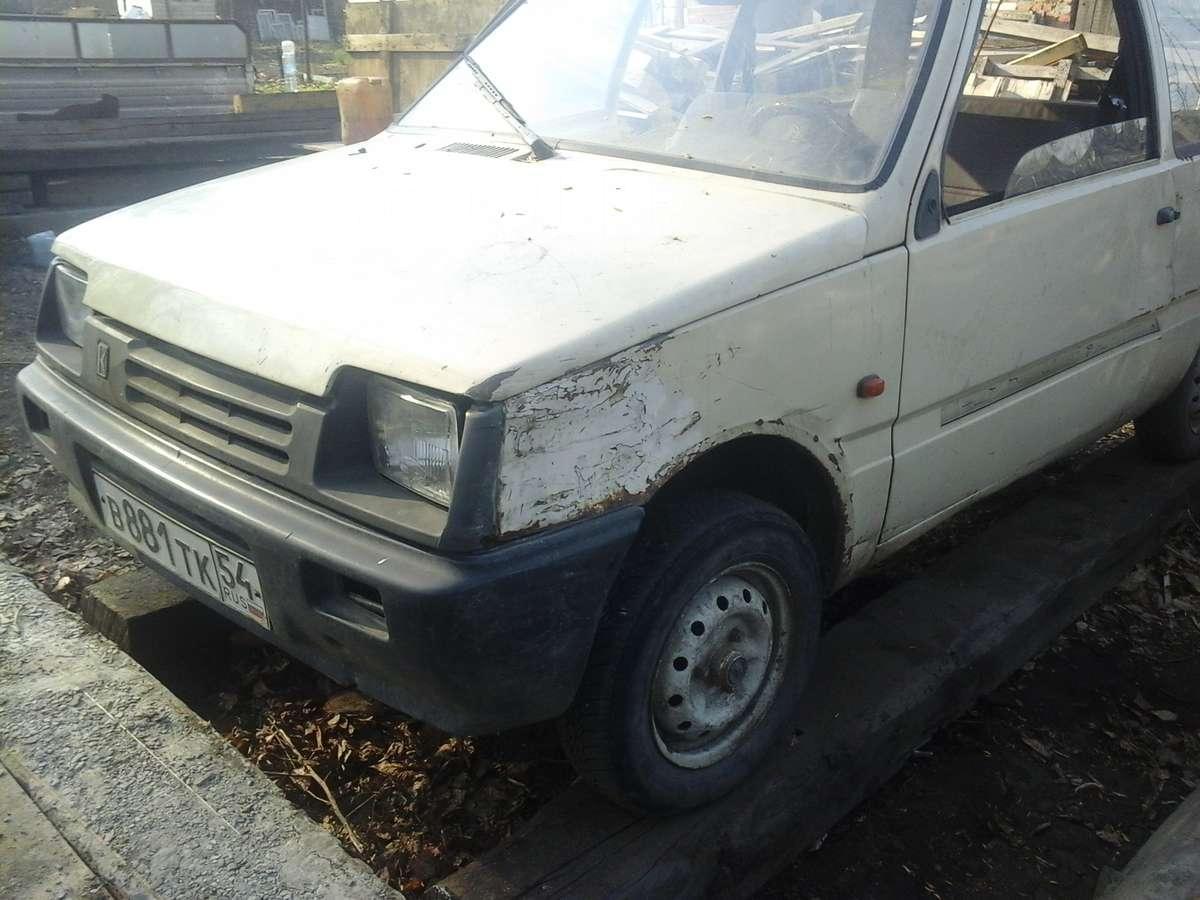 Продажа авто ока в новосибирске частные объявления куплю кориандр объявления