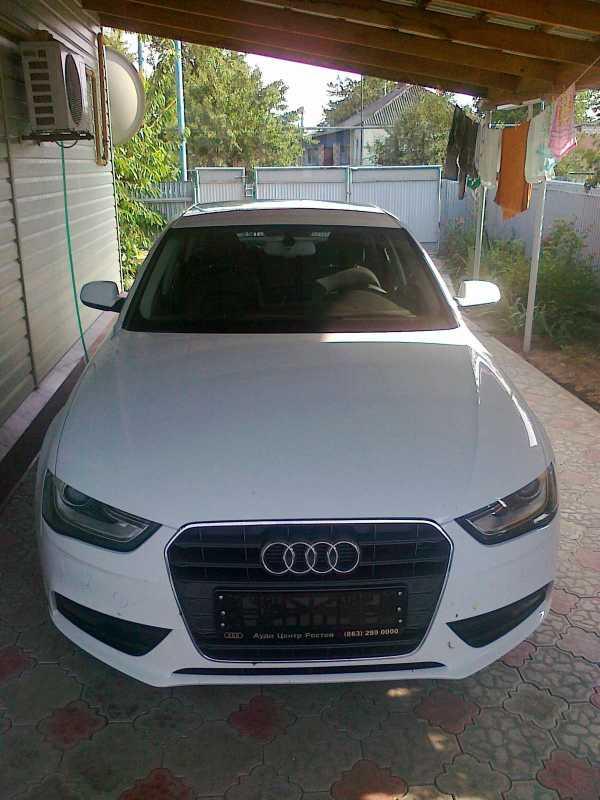 Audi A4, 2013 год, 1 200 000 руб.