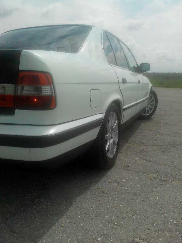 BMW 5-Series, 1989 год, 160 000 руб.