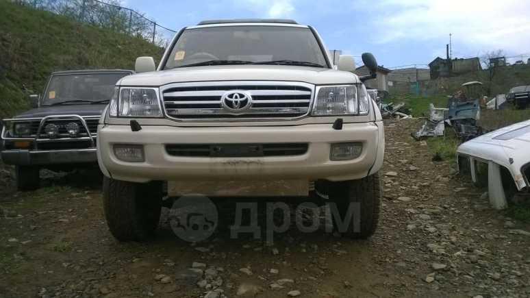 Toyota Land Cruiser, 2001 год, 565 000 руб.