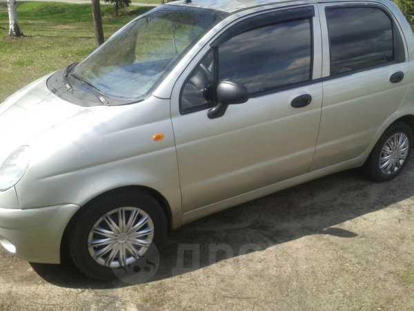 Daewoo Matiz, 2006 год, 121 000 руб.