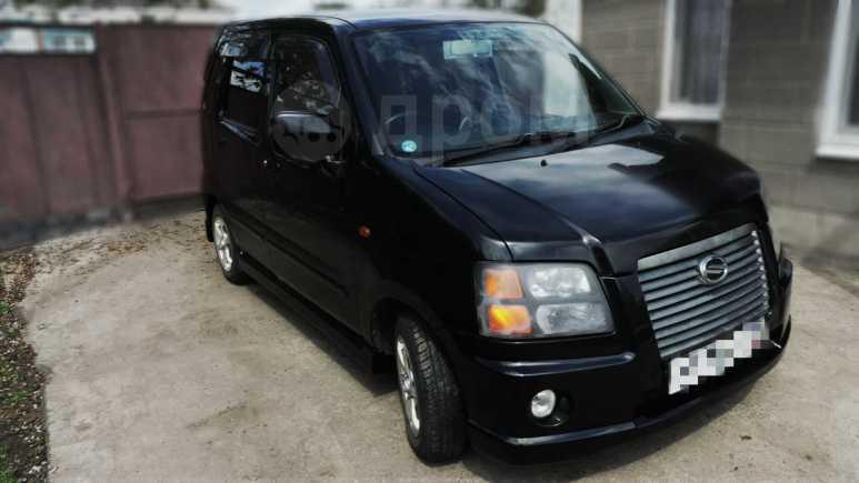 Suzuki Wagon R Solio, 2002 год, 230 000 руб.
