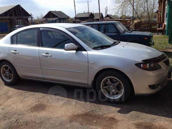 Mazda Mazda3, 2004 год, 375 000 руб.
