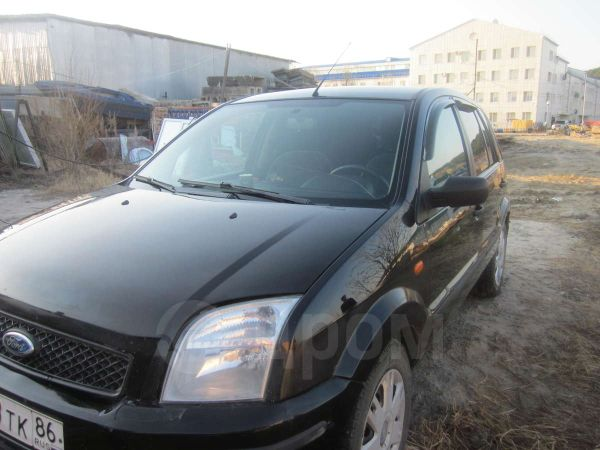 Ford Fusion, 2004 год, 220 000 руб.