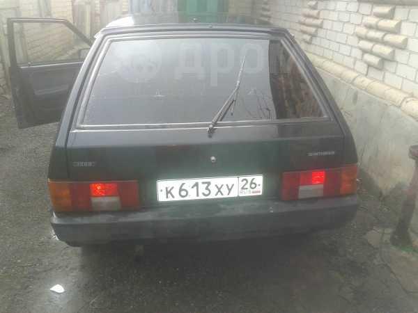 Лада 2109, 1995 год, 70 000 руб.