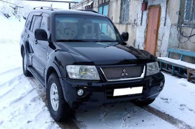 Mitsubishi Pajero, 2006 год, 740 000 руб.