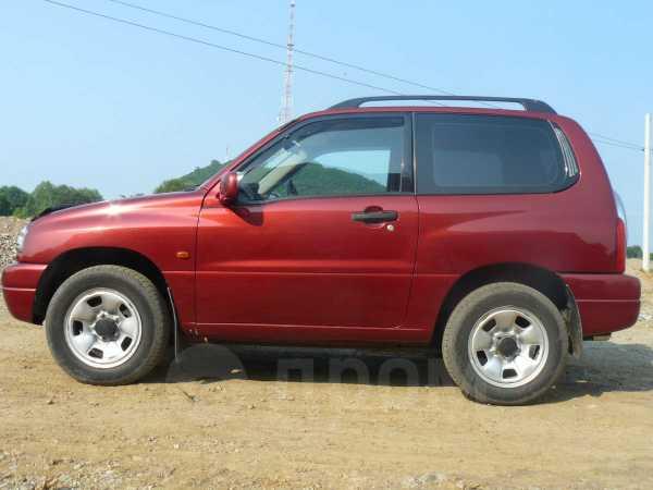 Suzuki Grand Vitara, 2001 год, 444 000 руб.