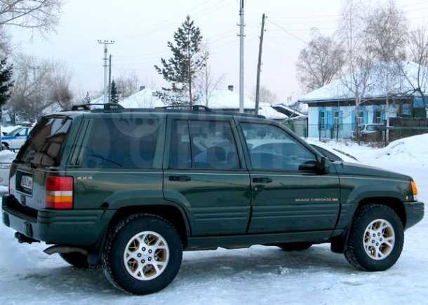 Jeep Grand Cherokee, 1996 год, 330 000 руб.