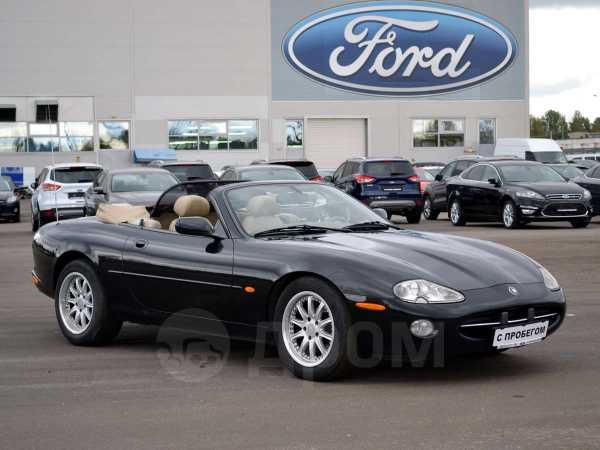 Jaguar XK, 2000 год, 770 000 руб.