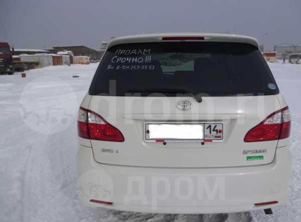 Toyota Ipsum, 2008 год, 635 000 руб.