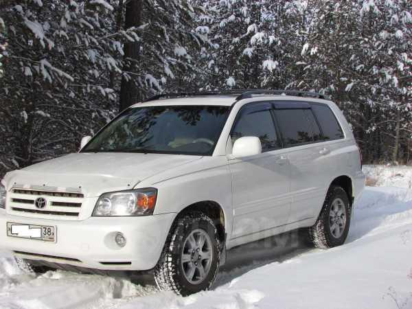 Toyota Highlander, 2006 год, 890 000 руб.