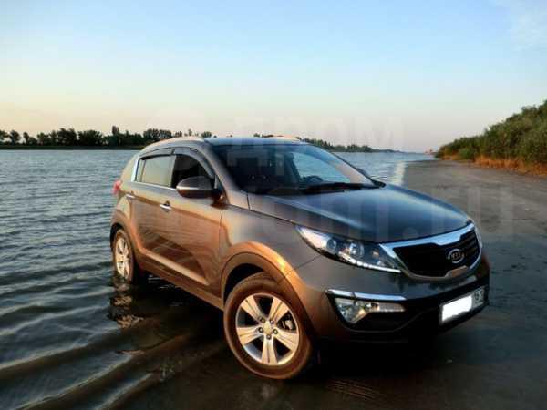 Kia Sportage, 2011 год, 930 000 руб.