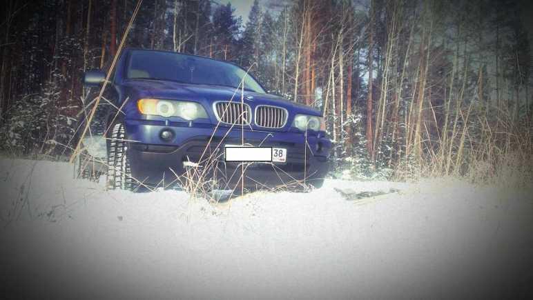 BMW X5, 2001 год, 670 000 руб.