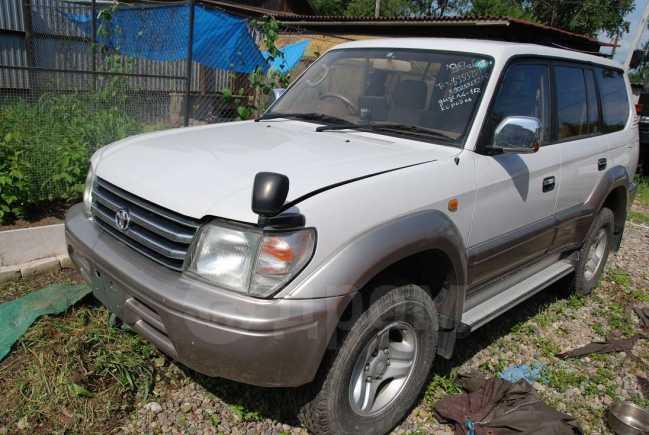 Toyota Land Cruiser Prado, 1999 год, 890 000 руб.