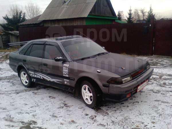 Toyota Carina II, 1989 год, 125 000 руб.