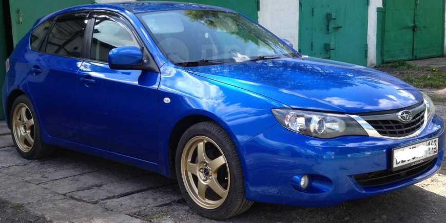 Subaru Impreza, 2007 год, 595 000 руб.
