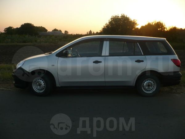 Nissan AD, 2007 год, 359 900 руб.