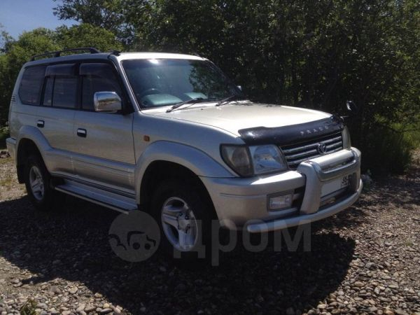 Toyota Land Cruiser Prado, 2000 год, 720 000 руб.
