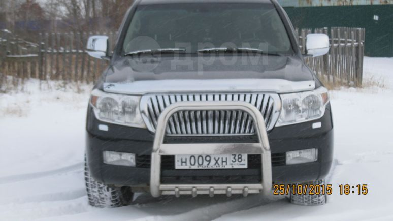 Toyota Land Cruiser, 2008 год, 2 000 000 руб.