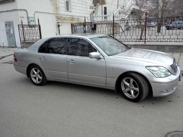 Lexus LS430, 2004 год, 581 071 руб.