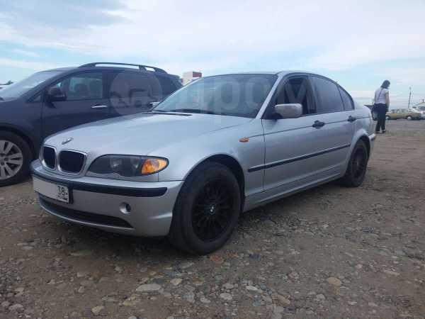 BMW 3-Series, 2003 год, 427 000 руб.