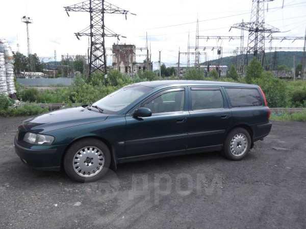 Volvo V70, 2000 год, 200 000 руб.
