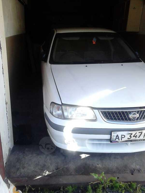 Nissan Sunny, 2001 год, 60 000 руб.