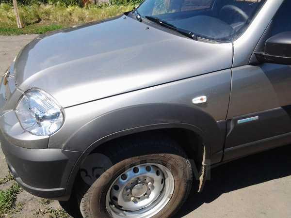 Chevrolet Niva, 2014 год, 478 000 руб.