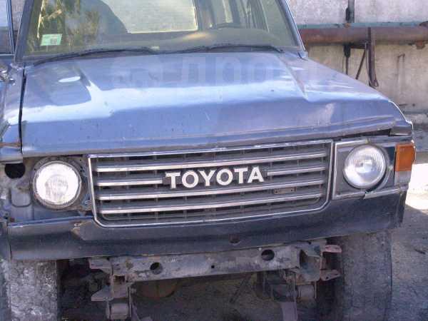 Toyota Land Cruiser, 1989 год, 245 000 руб.