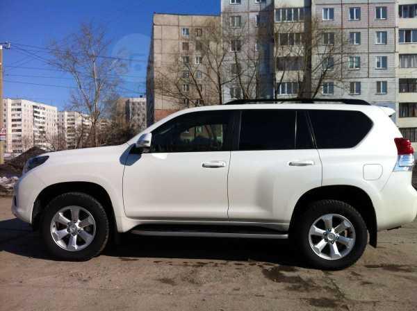 Toyota Land Cruiser Prado, 2013 год, 2 199 000 руб.