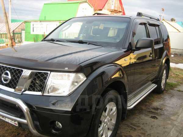 Nissan Pathfinder, 2007 год, 750 000 руб.