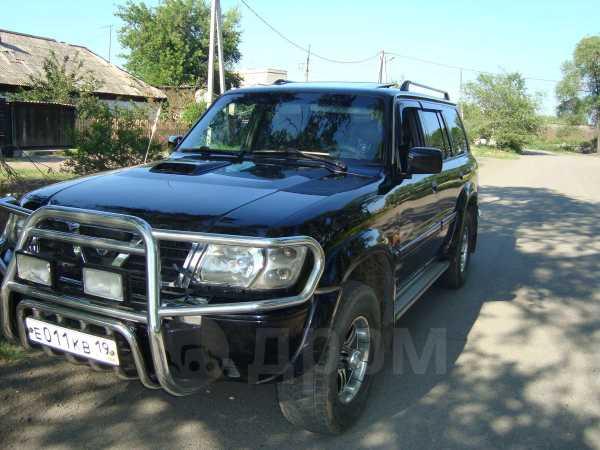 Nissan Patrol, 2000 год, 775 000 руб.