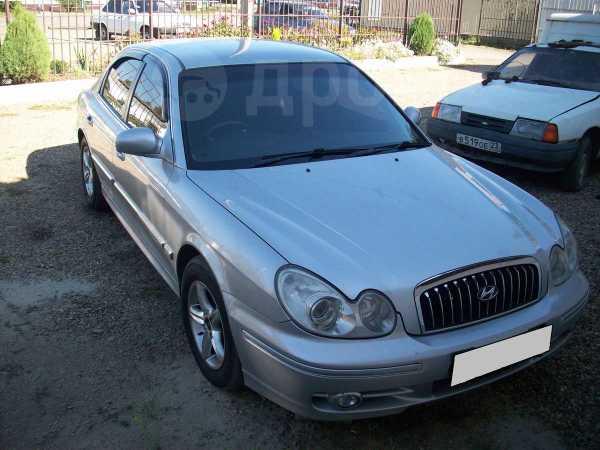 Hyundai Sonata, 2004 год, 280 000 руб.