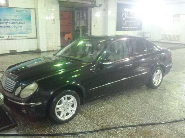 Mercedes-Benz E-Class, 2003 год, 490 000 руб.