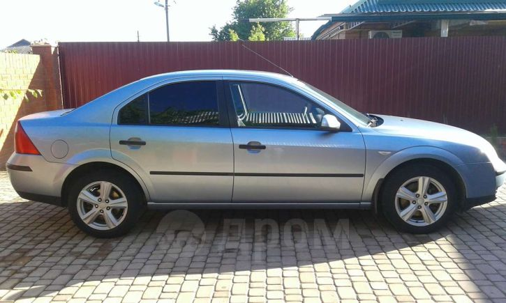 Ford Mondeo, 2003 год, 275 000 руб.