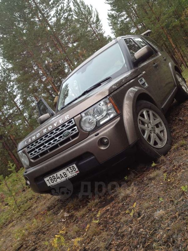 Land Rover Discovery, 2012 год, 1 600 000 руб.