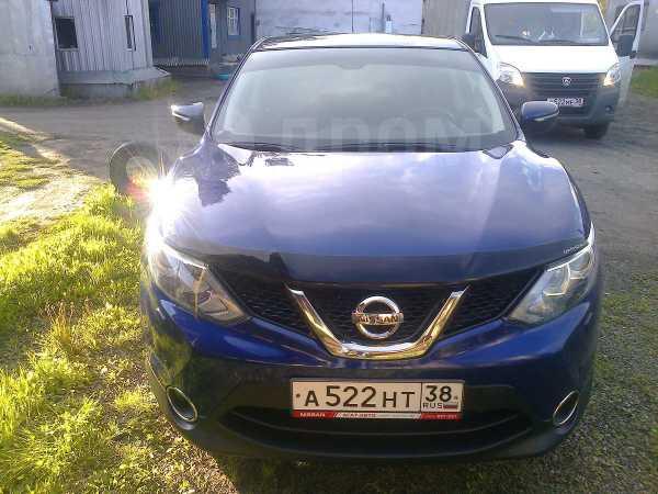 Nissan Qashqai, 2014 год, 990 000 руб.