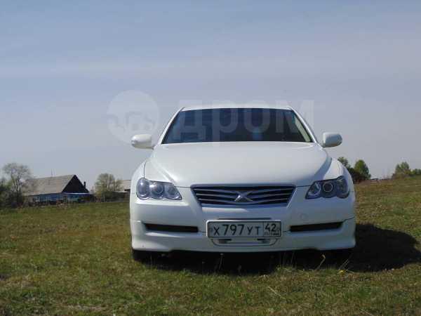 Toyota Mark X, 2009 год, 666 000 руб.