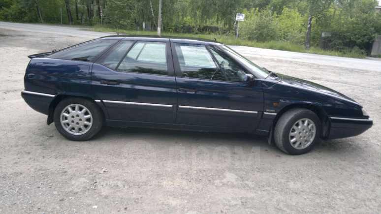 Citroen XM, 1995 год, 151 000 руб.