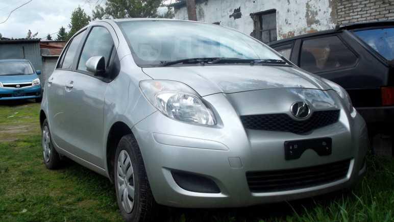 Toyota Vitz, 2010 год, 455 000 руб.