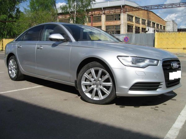 Audi A6, 2012 год, 1 333 000 руб.